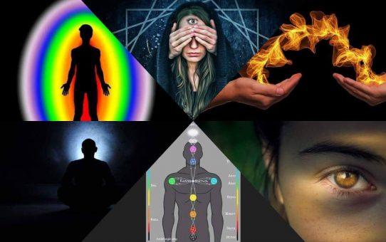 Enerģētikas (AURAS) redzēšana, jušana – praktiskais mācību kurss