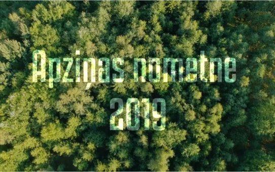 Apziņas nometne 2019 (atmosfēras video)