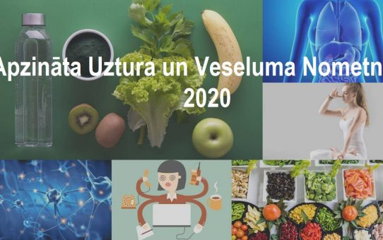 Apzināta Uztura un Veseluma Nometne 2020